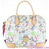 Disney Dooney & Bourke Walk in the Park Sketch Satchel © Dizdude.com