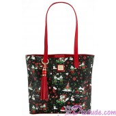 Dooney & Bourke Christmas Holiday Woodland Winter Tote - Walt Disney World Exclusive
