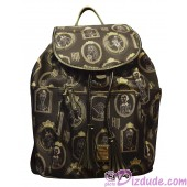 Dooney & Bourke Haunted Mansion Nylon Backpack - Disney Exclusive © Dizdude.com