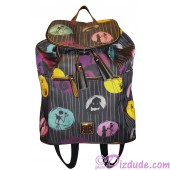 Tim Burton's The Nightmare Before Christmas Nylon Backpack by Dooney & Bourke - Disney Exclusive © dizdude.com