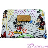 Disney Dooney & Bourke Sketch Wallet © Dizdude.com