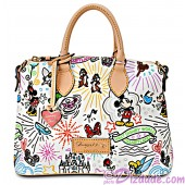 Disney Dooney & Bourke Crossbody Sketch Satchel © Dizdude.com