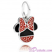 "Disney Pandora ""Minnie Icon"" Sterling Silver Charm"