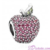 Disney Pandora Sparkling Snow White's Red Pave Apple Charm with Cubic Zirconias - Mothers Day Collection 2015