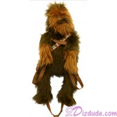 Disney Star Wars Chewbacca Plush Backpack © Dizdude.com