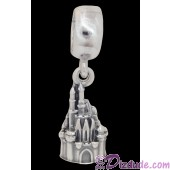 "Disney Pandora ""Cinderella Castle"" Sterling Silver Charm - Disney World Parks Exclusive"
