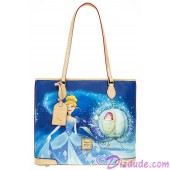 Dooney & Bourke - Disney Cinderella Tote ~ Dream Big Princess Collection © Dizdude.com