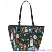 Dooney & Bourke - Disney Haunted Mansion Character Tote © Dizdude.com