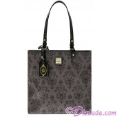 Dooney & Bourke - Disney Haunted Mansion Wallpaper Tote with Snap Closure Handbag © Dizdude.com