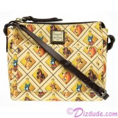 Dooney & Bourke - Disney Lady & The Tramp Crossbody Handbag © Dizdude.com