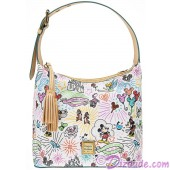 Dooney & Bourke Sketch Hobo handbag - Disney World Exclusive © Dizdude.com