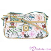 Dooney & Bourke Sketch Pouchette handbag - Disney World Exclusive © Dizdude.com