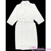 The Grand Floridian Microfiber White Robe (Bathrobe) - Walt Disney World