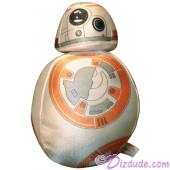 Disney Star Wars: The Force Awakens BB-8 7 inch Plush © Dizdude.com