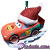 "Disney Pixar ""Cars"" Lightning McQueen Christmas Ornament"