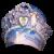 Disney Theme Park Princess Cinderella Tiara