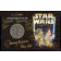 """Front of the """"BOUNTY HUNTERS"""" Exclusive 2003 Disney Star Wars Collector Nickle Silver Coin ~ with 5 Star Wars Weekends Autographs © Dizdude.com"""