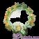 TinkerBell Flowered Headband © Dizdude.com