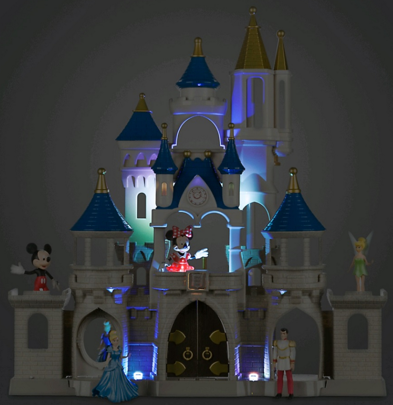 Walt Disney World Cinderella Castle Playset - Magic Kingdom