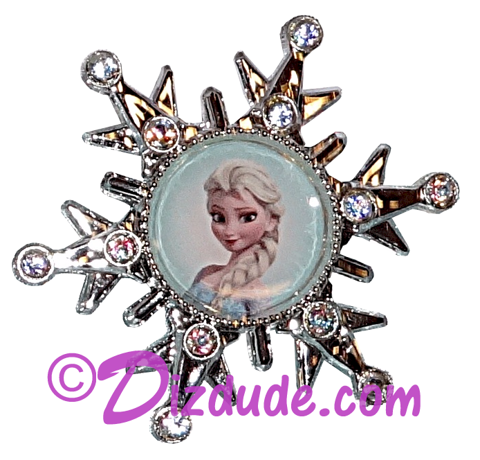 Snowflake Elsa Dress Cameo