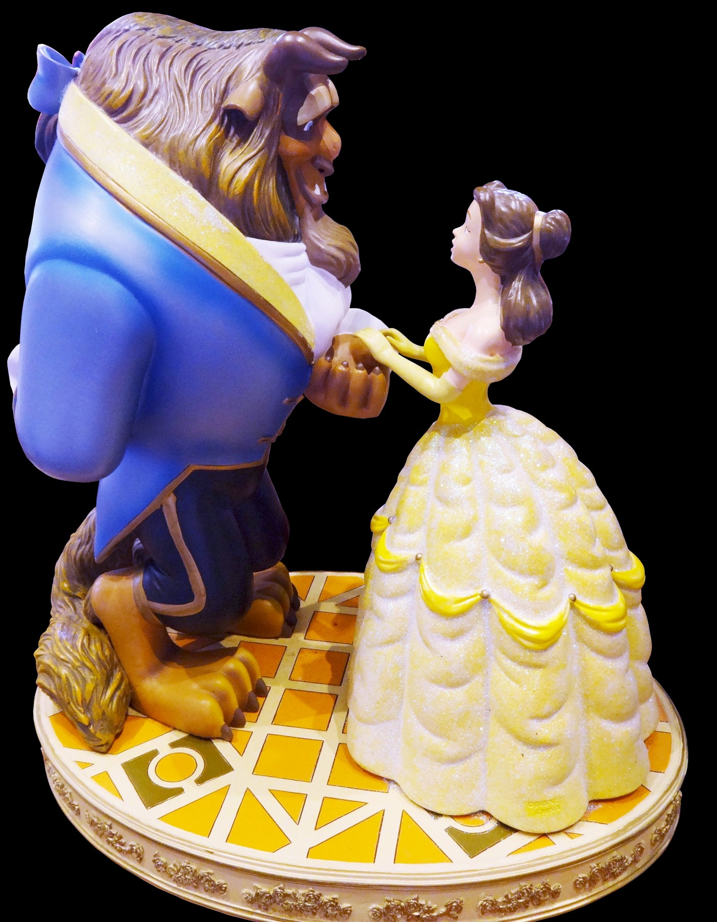 Disney Medium Big Fig ~ Beauty and the Beast
