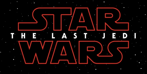Star Wars Episode VIII: The Last Jedi Title Logo
