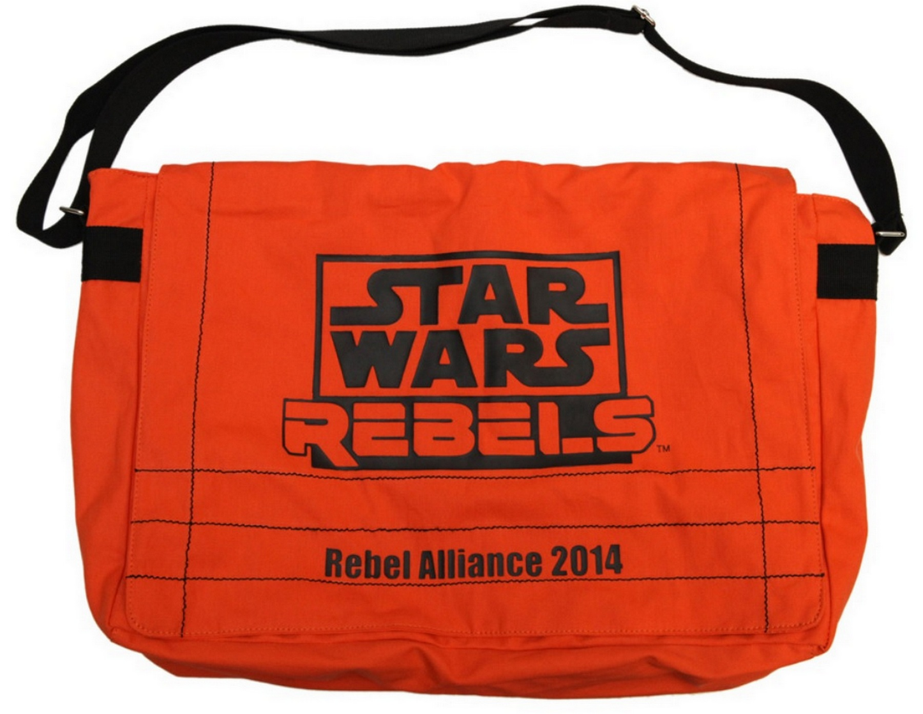 Limited Edition Star Wars REBELS Recruitment Pack Messenger Bag ~ Disney Star Wars Weekends 2014