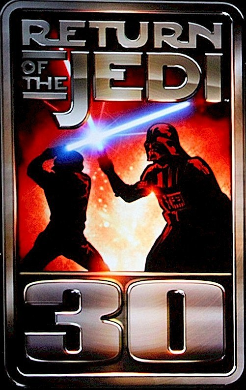 Star Wars VI: Return of the Jedi 30th anniversary