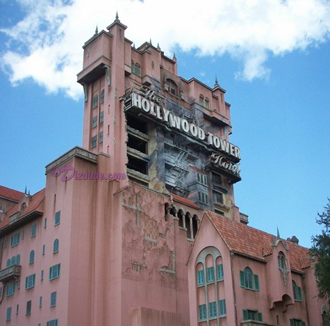 Twilight Zone Tower of Terror