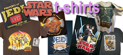 T-shirts - Disney Star Wars