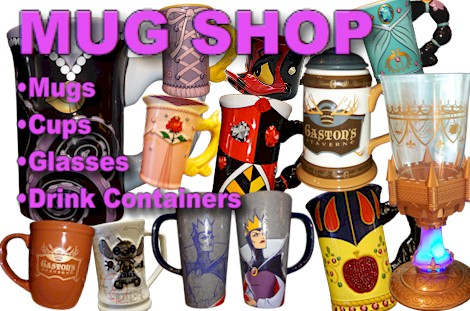 MUG SHOP, Mugs cups & drink containers