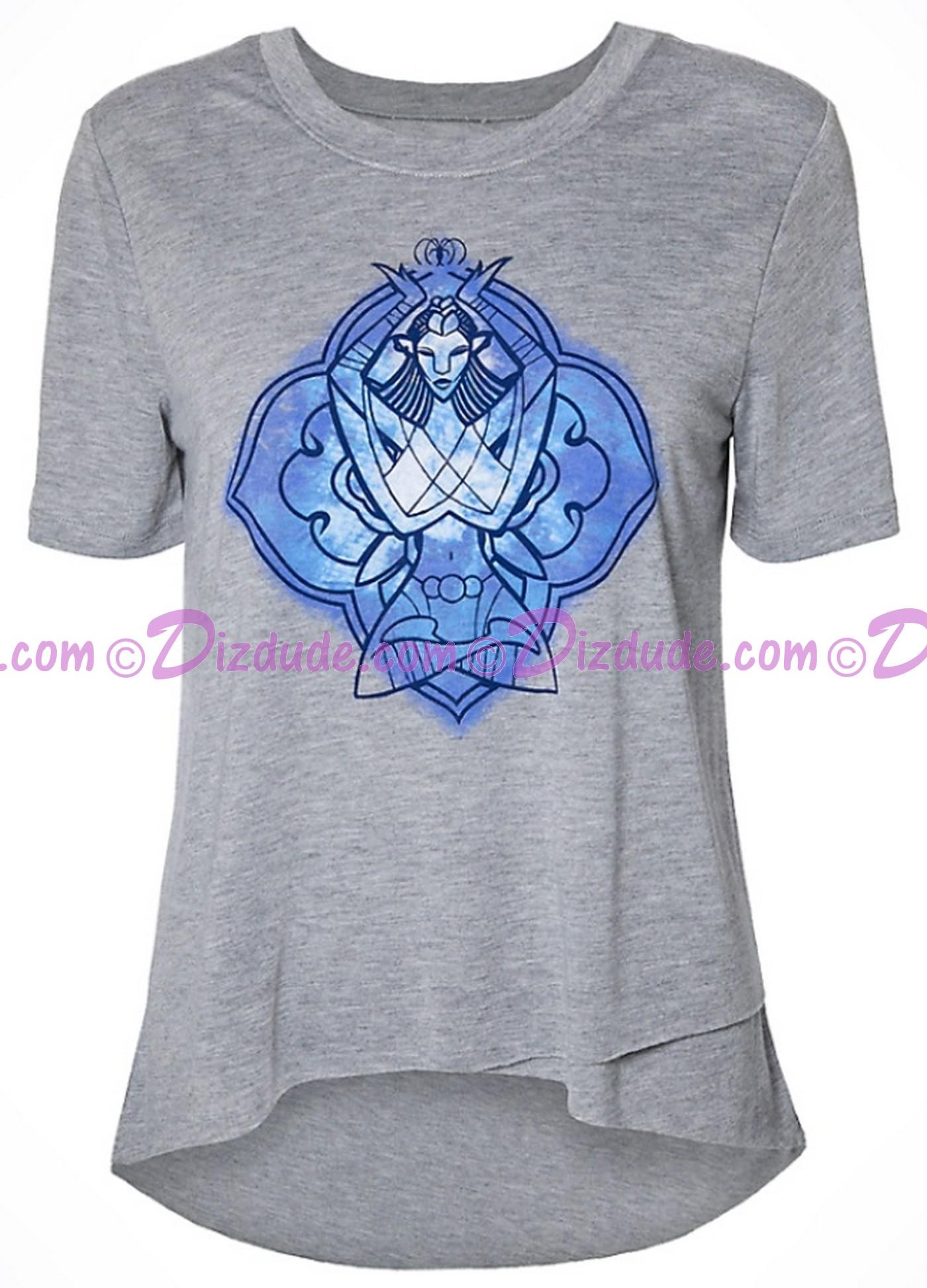 Avatar Shaman Hi-Lo Adult T-shirt (Tee, Tshirt or T shirt) - Disney Pandora – The World of Avatar