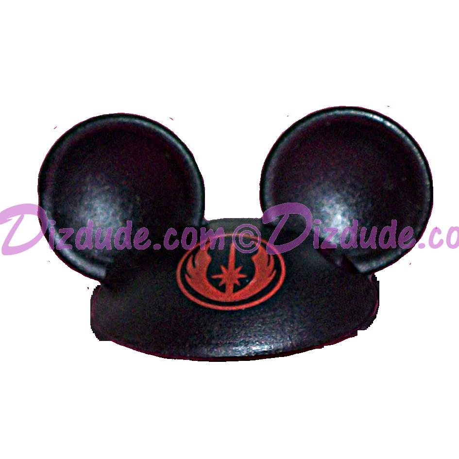 Black Mickey Mouse Ears Hat Part ~ Disney Star Wars Astromech Build-A-Droid Factory © Dizdude.com