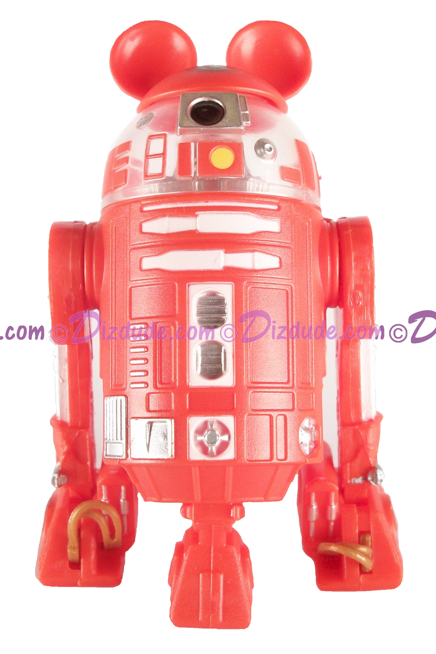 Disney Star Wars Droid Factory Build a Droid Middle Leg Red