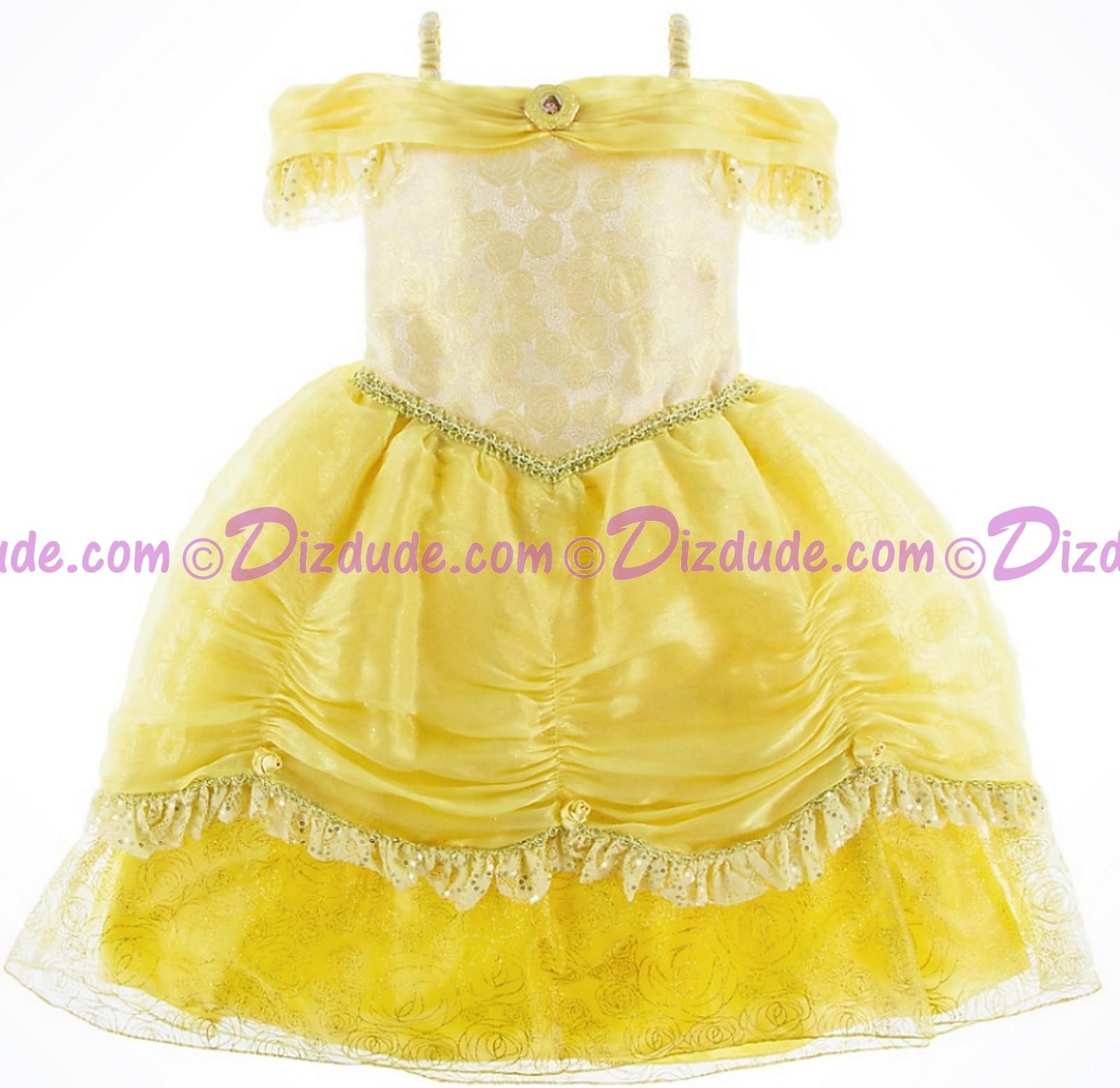 (SOLD OUT) Disney Theme Park Princess Belle Dress