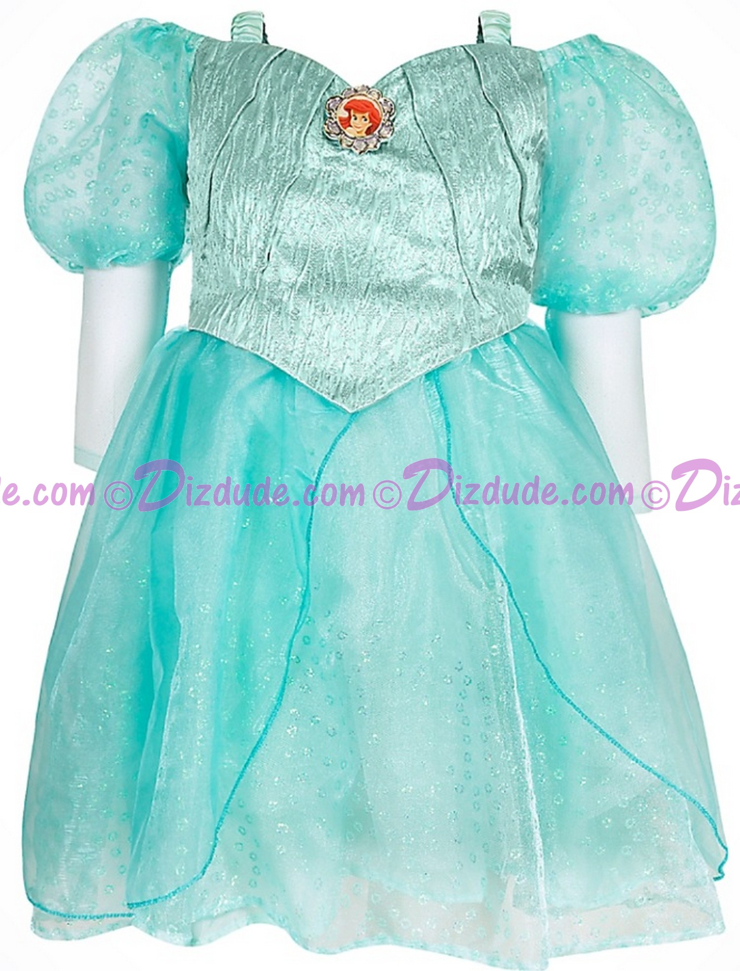 (SOLD OUT) Disney Theme Park Princess Ariel Dress