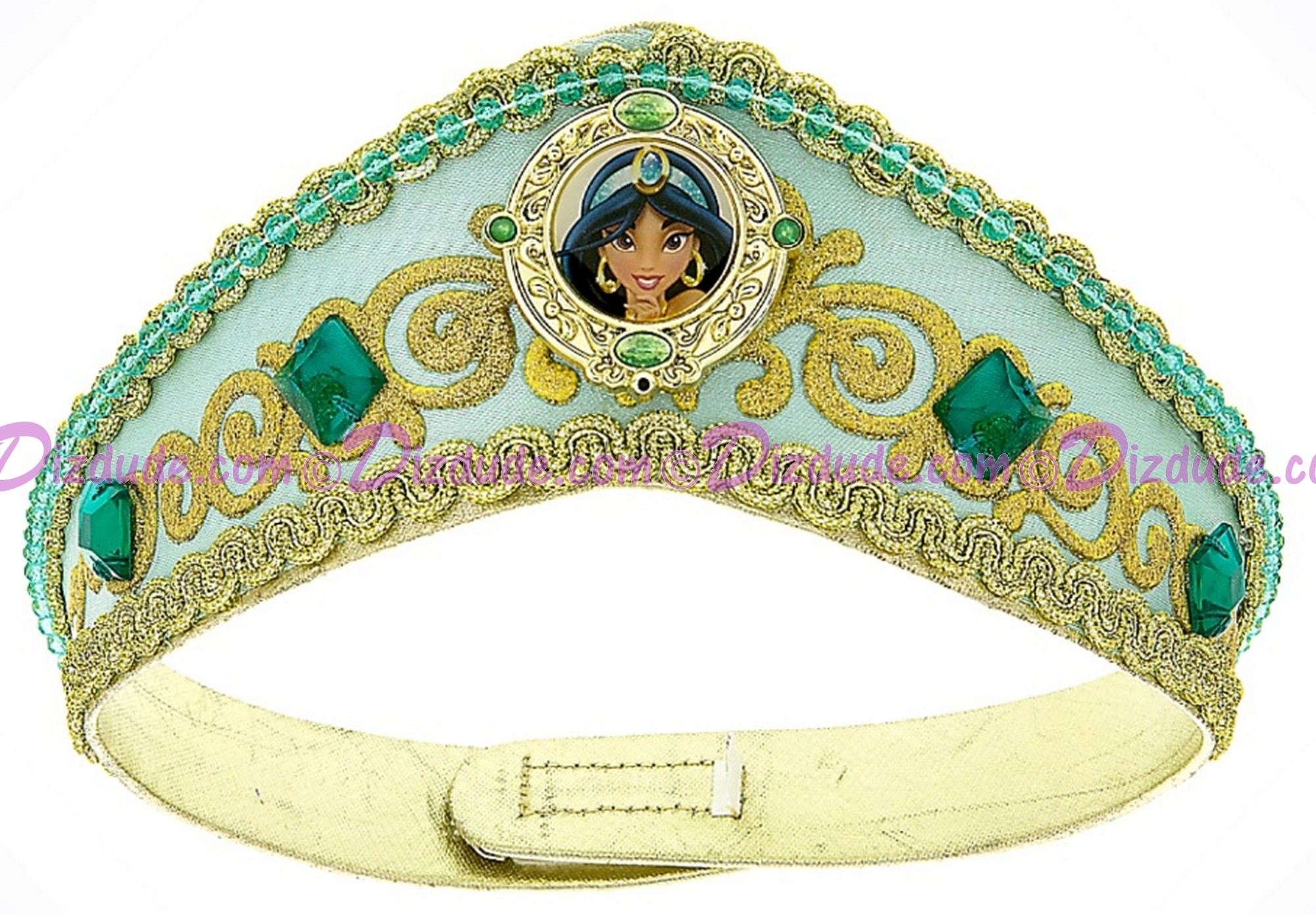 (SOLD OUT) Disney Theme Park Princess Jasmine Tiara