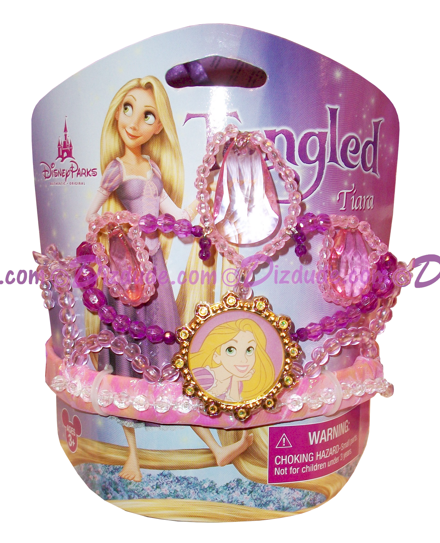 Disney Theme Park Princess Rapunzel Tiara