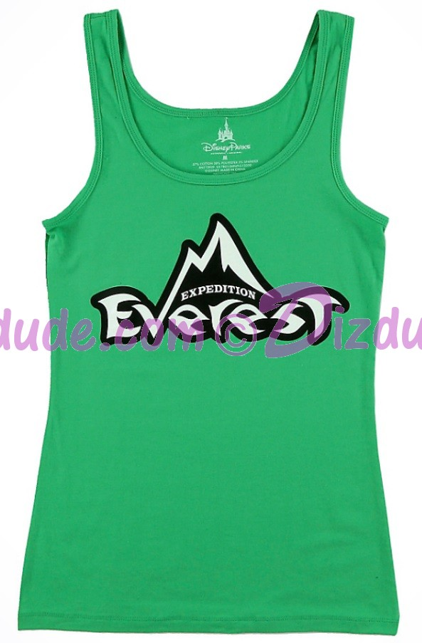 (SOLD OUT) Expedition Everest Logo Adult Tank Top ~ Disney Animal Kingdoms