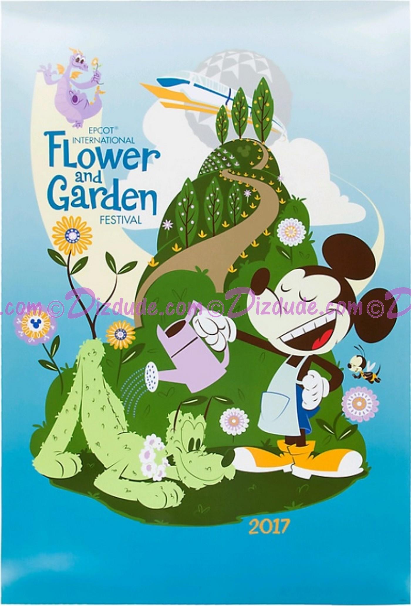 dizdude | disney epcot international flower & garden festival