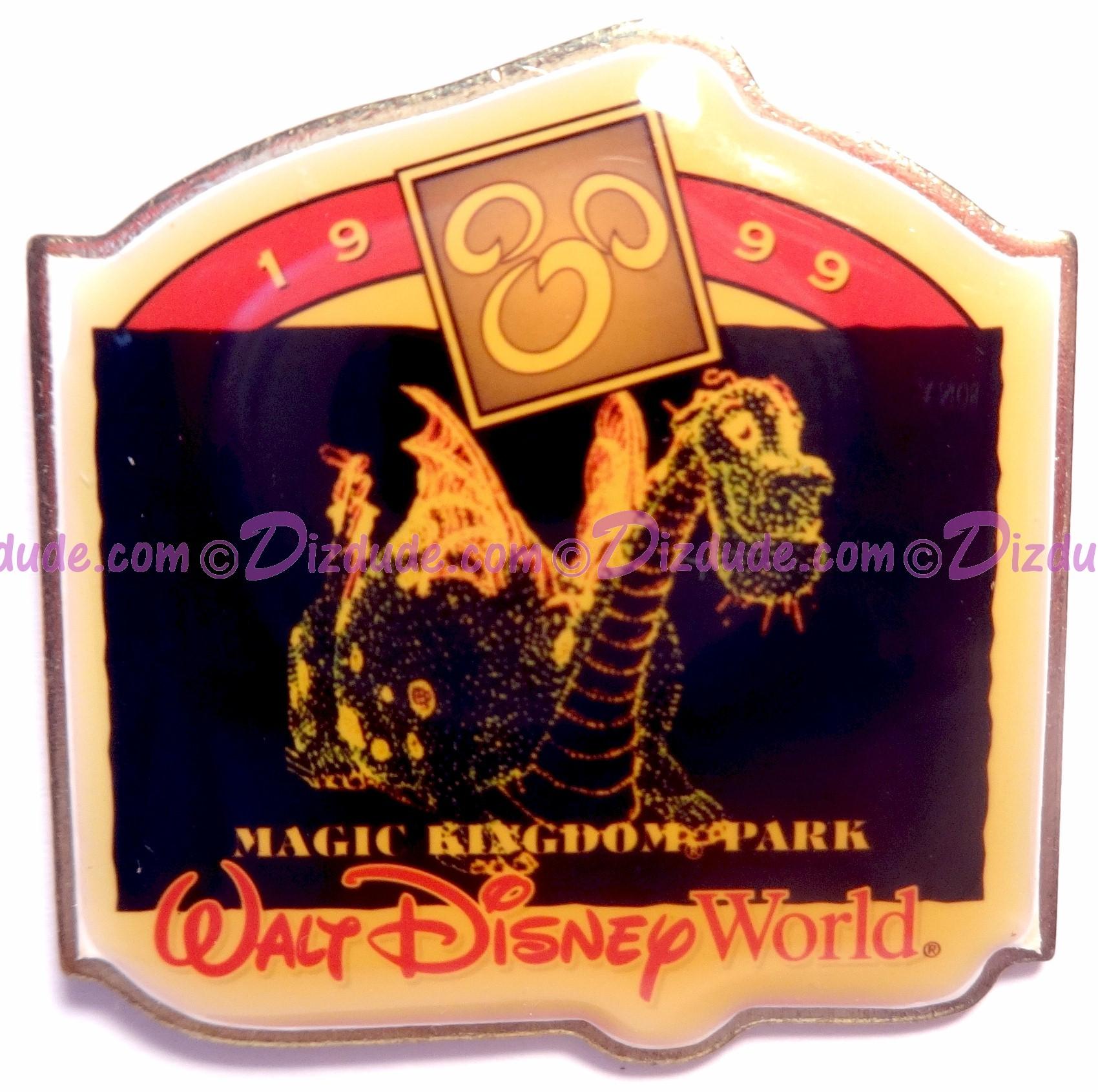 Walt Disney World Something New in Every Corner Press Set - Magic Kingdom Park / Electric Light Parade - Elliott Pin LE 1200 © Dizdude.com