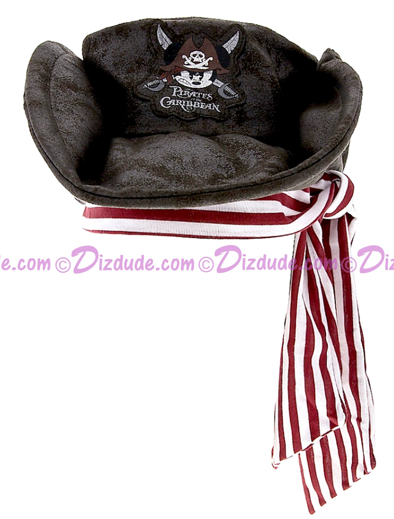 Pirate Mickey Mouse Youth Hat ~ Disney's Pirates of the Caribbean
