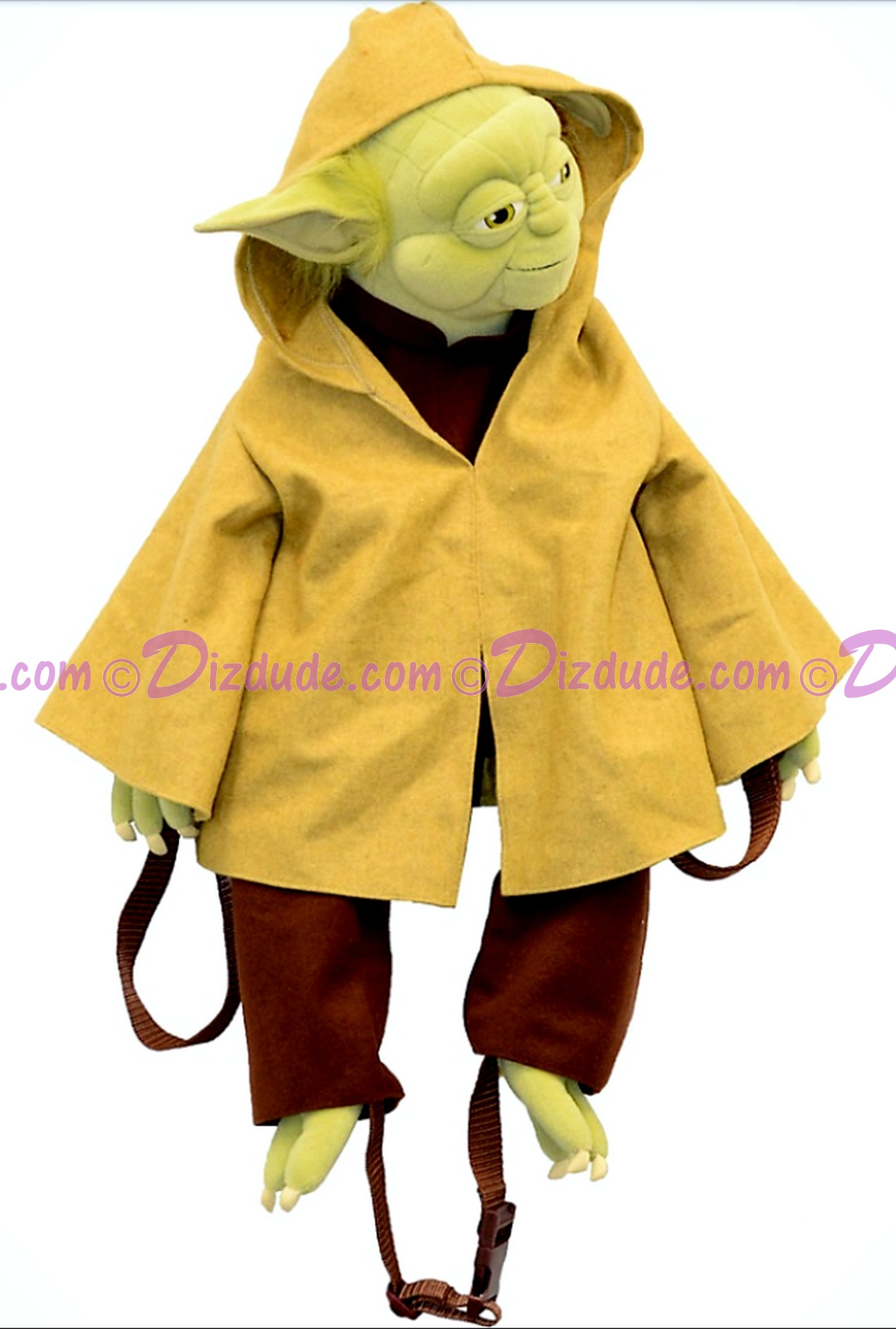 Disney Star Wars Yoda Plush Backpack © Dizdude.com