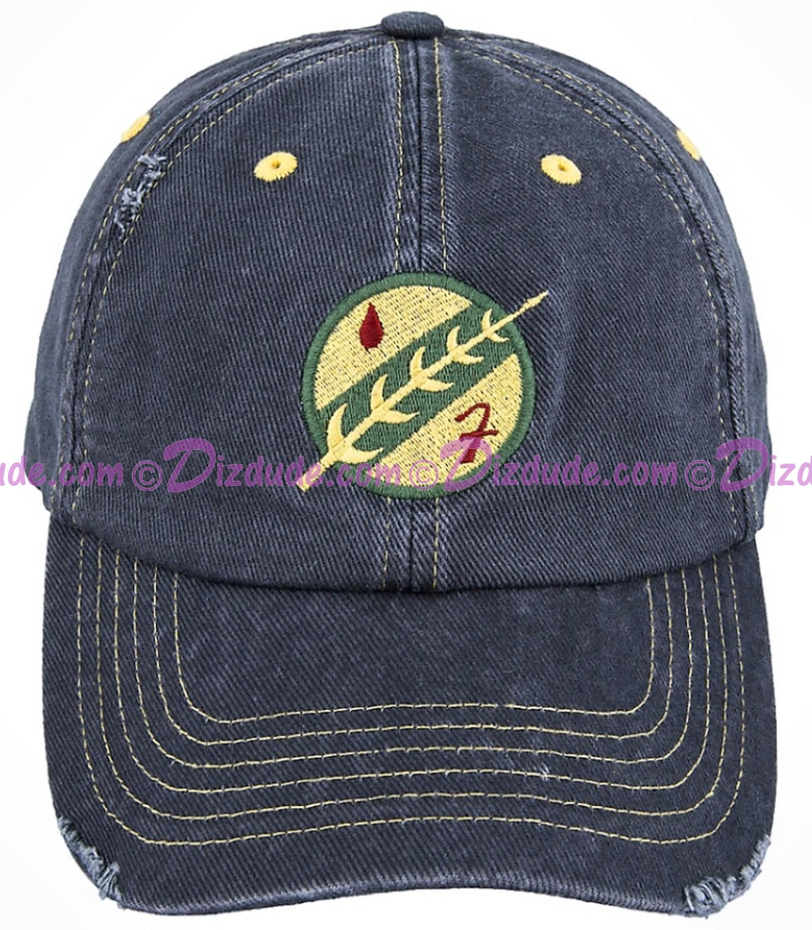 Disney Star Wars Boba Fett Adjustable Baseball Hat © Dizdude.com