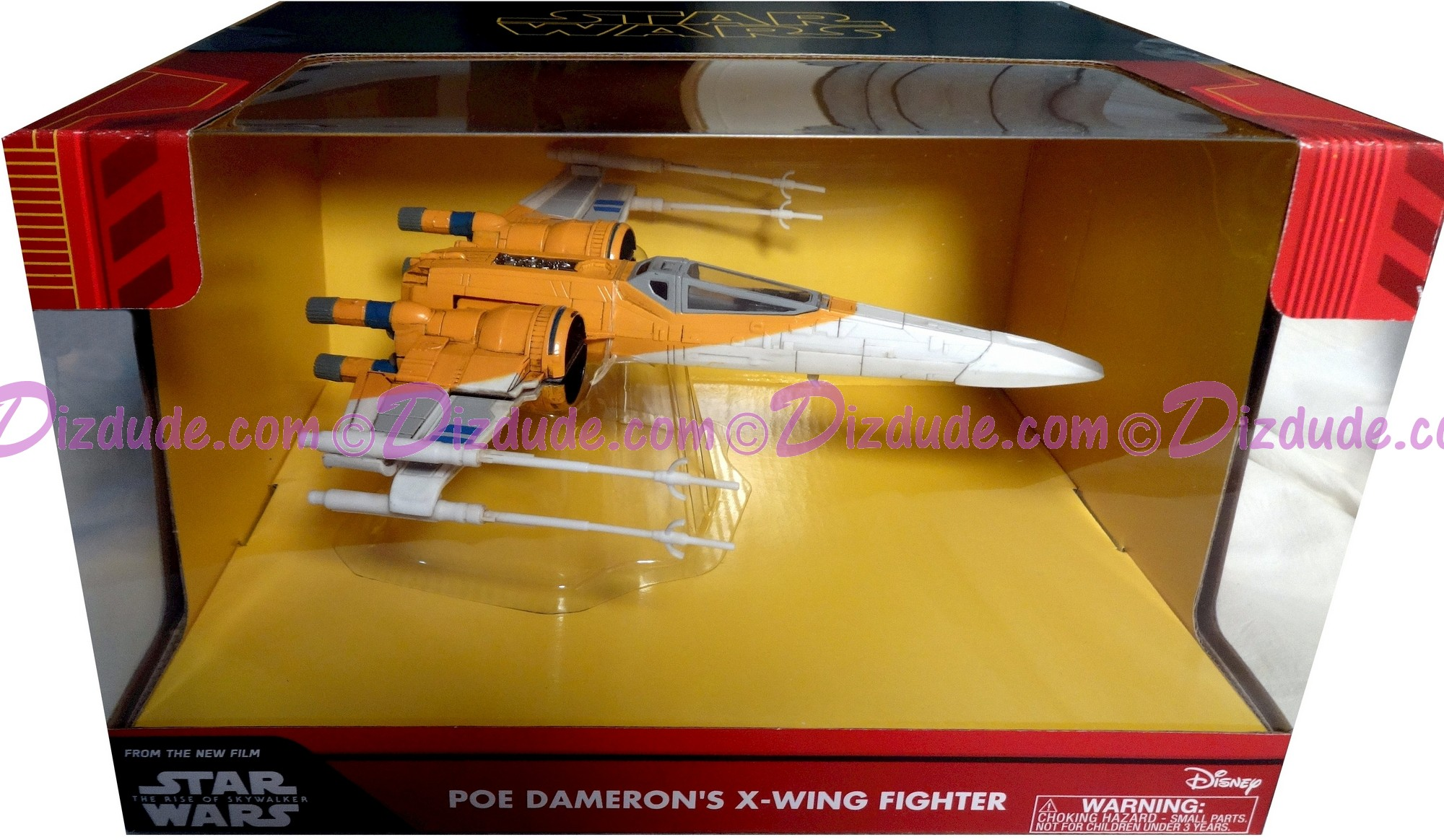 Dizdude Com Disney Star Wars The Rise Of Skywalker Poe Dameron S X Wing Fighter Vehicle Dizdude S Webstore