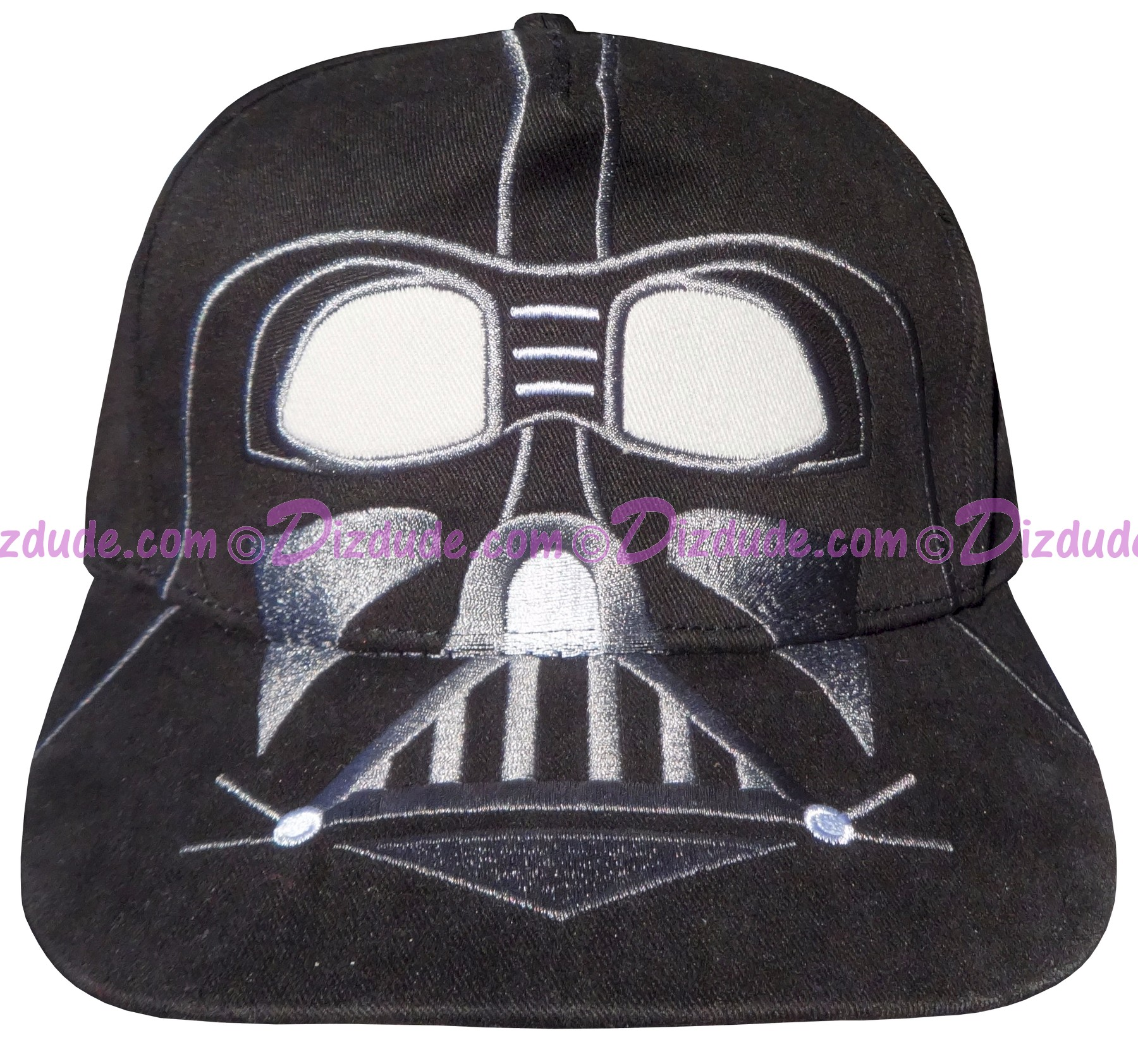 (SOLD OUT) Disney Star Tours Darth Vader Novelty Youth Baseball Cap - Walt Disney World Exclusive