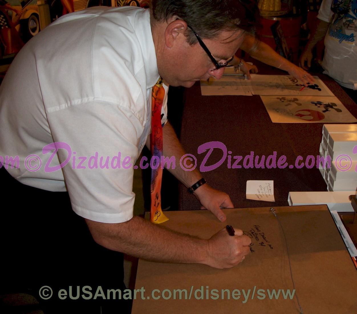 Dizdude Com 5 Star Wars Bounty Hunter Actors Signed Disney Lucas