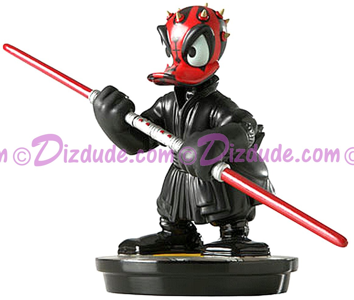 Star Wars Darth Donald porcelain figure - DIZDUDE.COM