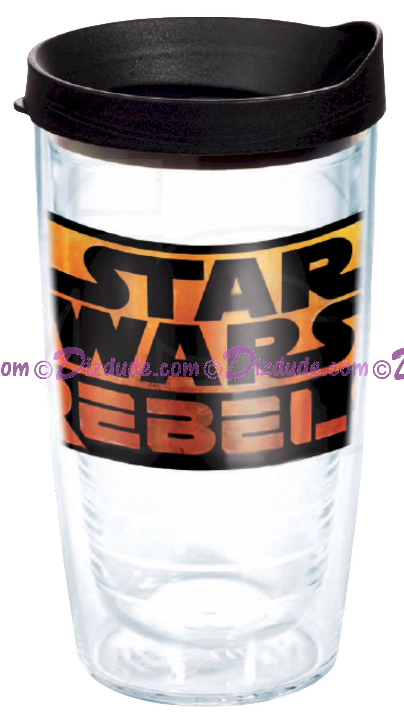 Star Wars REBELS Recruitment Event Attendee Tumbler Limited Edition - Disney Star Wars Weekends 2014 © Dizdude.com