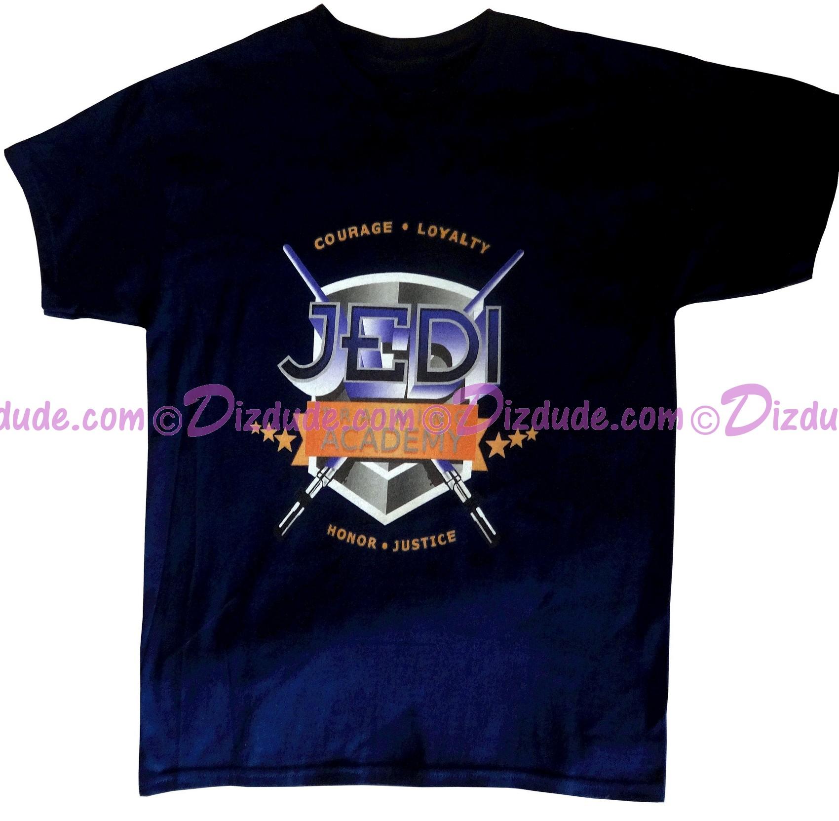 VIintage Star Wars Jedi Training Academy Youth T-Shirt © Dizdude.com